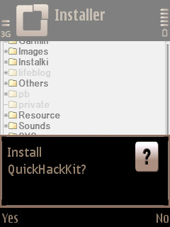 quickhack nokia