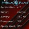 Prędkość telefonów z Symbianem