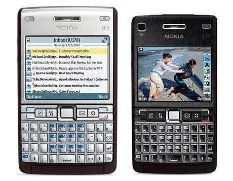 Nokia E71 E66